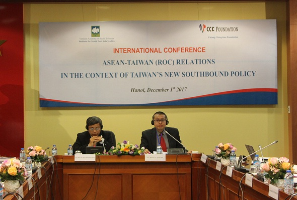 Dr. Kong Tuan Yuen, National University of Singapore and Assoc. Nguyen Duy Dung, Institute of Southeast Asian Studies presided over session 2