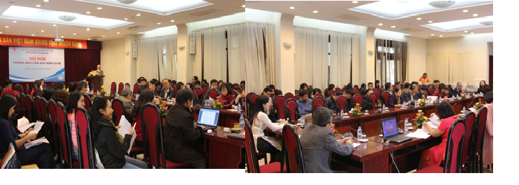The panorama of the conference